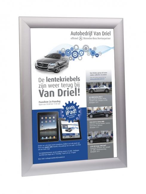 Autobedrijf Van Driel - Kliklijsten + posters