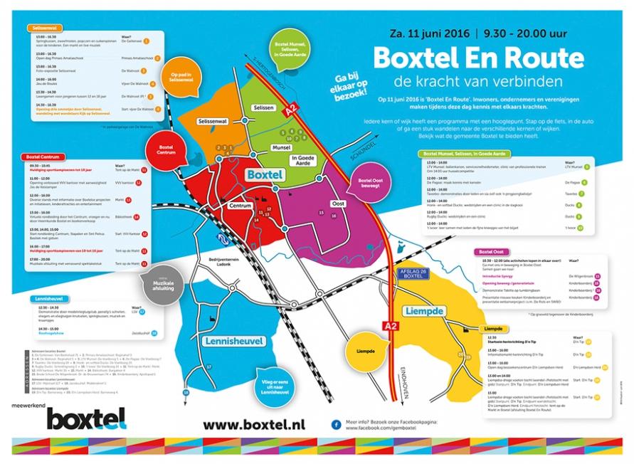 Gemeente Boxtel - Project: Boxtel En Route
