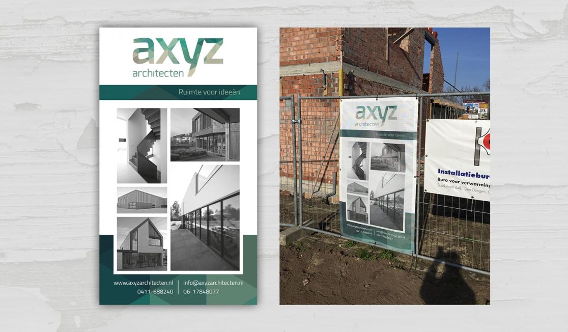 AXYZ architecten - Spandoeken