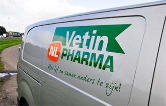 Vetin NL Pharma - Busbeletteringen