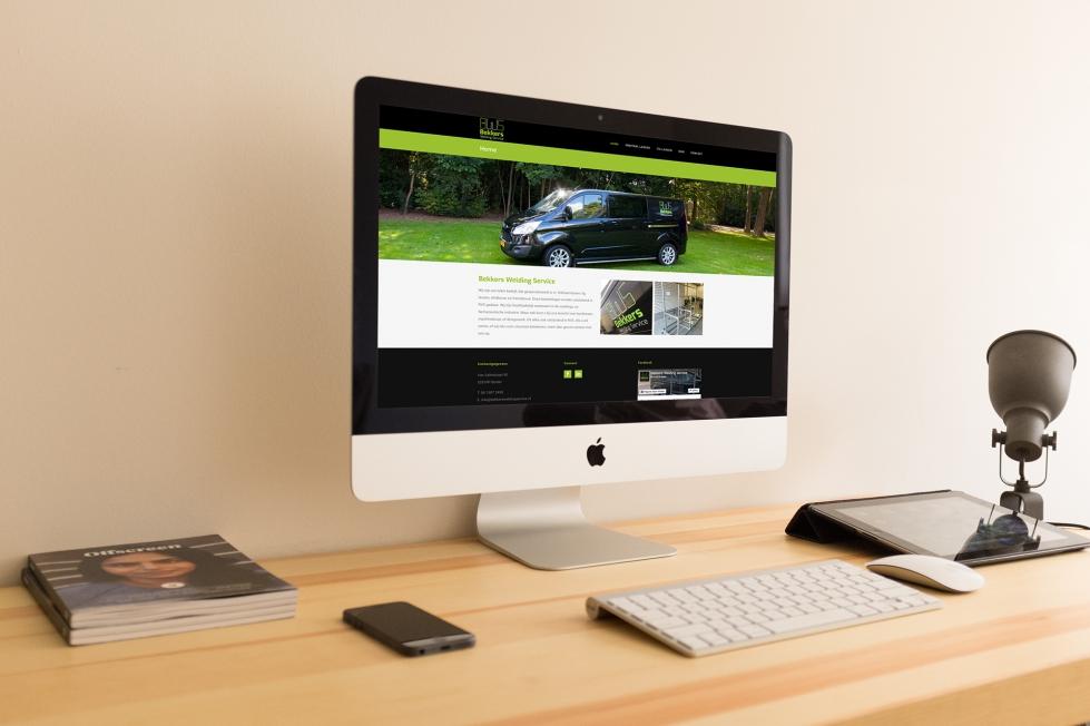 Bekkers Welding Service - Webdesign