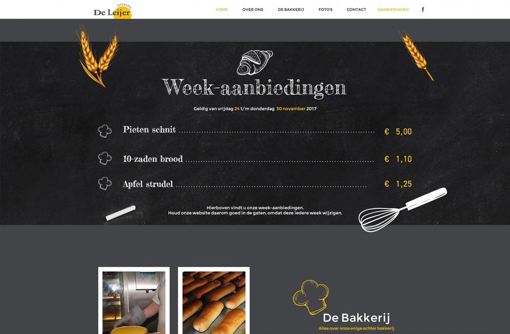 Bakkerij De Leijer
