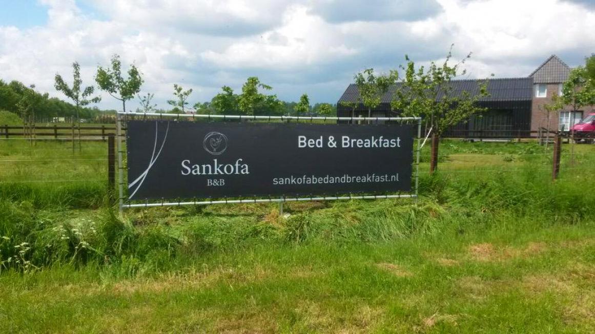 Sankofa Bed & Breakfast - Spandoekframe