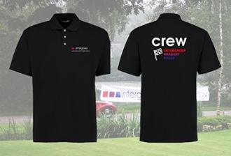 Intergroep Verzekering - Bedrukte polo-shirts