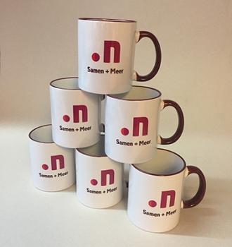 Nobralux - Bedrukte mokken (gepersonaliseerd)