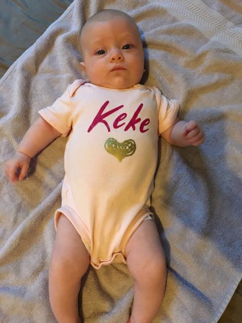Particuliere klant - Babykleding bedrukken