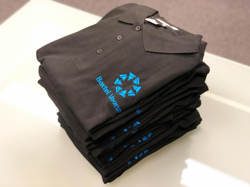 Boxtel Vooruit - Geborduurde kleding