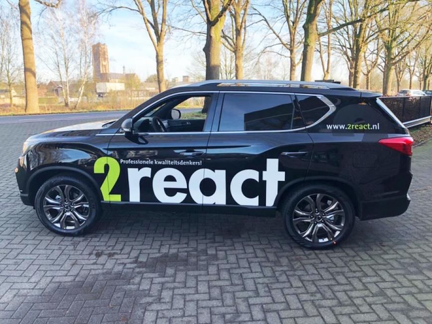 2React Pest Control - Autobelettering